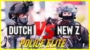 POLICE: DUTCH |VS| NZ | ELITE SQUAD / GUARDIAN ANGELS \ TRIBUTE