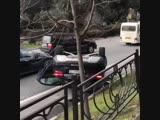 ДТП на Курортном проспекте, Сочи, 9 января