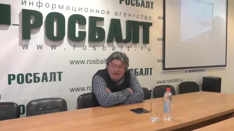 Андрей Константинов Все мы вышли из Бандитского Петербурга