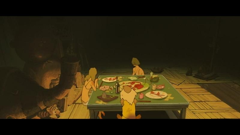 Игра разума / Mind Game (2004, Масааки Юаса, Кодзи Моримото)