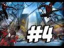 Человек Паук #4 мультик игры для детей Он спасает людей в большом городе Лучший Супергерой
