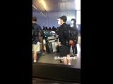 VK180814 MONSTA X fancam @ Los Angeles Airport