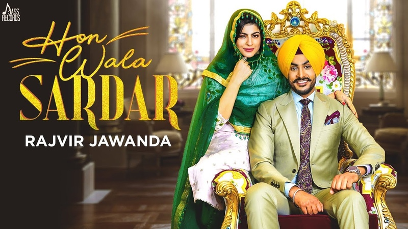 Hon Wala Sardar | ( Full HD) | Rajvir Jawanda | MixSingh | New Punjabi Songs 2019