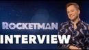 ROCKETMAN Cast Interview Taron Egerton, Richard Madden, Bryce Dallas Howard, Dexter Fletcher