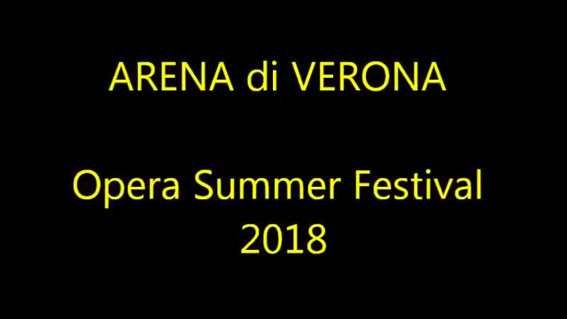 Bloody CARMEN _ Géraldine Chauvet Francesco Meli - ARENA di VERONA 2018