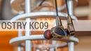 OSTRY KC09 хорошие наушники но без фантастики Обзор OSTRY KC09 и нано сравнение с iBasso IT01