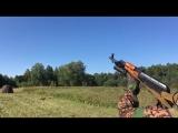 Стрельба из ГП-25 вогами Пирострайк