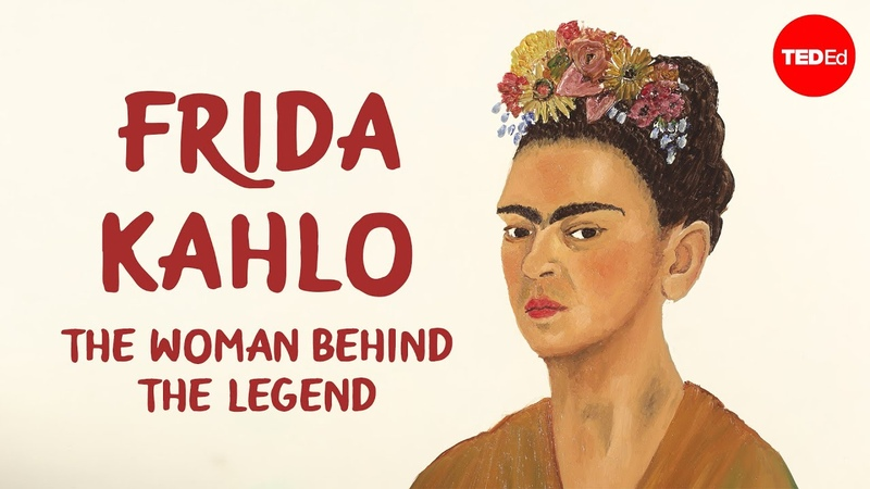 Frida Kahlo The woman behind the legend - Iseult Gillespie