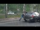 Беспредел на дорогах Архангельска