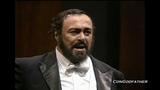 Luciano Pavarotti Recital - Nessun Dorma Metropolitan OperaNew York