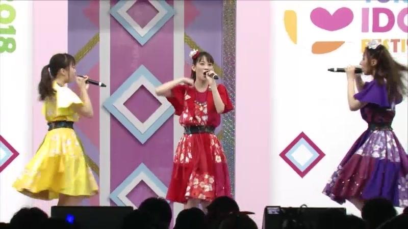 Team Syachihoko - TIF 2018 SMILE GARDEN DAY1 20180803