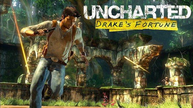 Судьба АнДрейка серия 2 2 по игре Uncharted