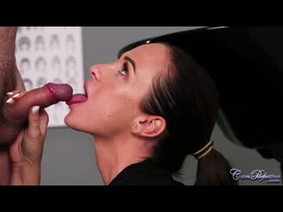 [cumperfection.com] vinna reed (downstairs trim) [2019, blowjob, natural tits, facial, cumshot]