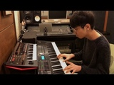 Run For Cover (Marcus Miller) - JDXi x RD2000 Piano Cover