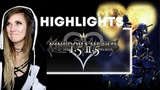 KINGDOM HEARTS BEST MOMENTS Lead up to KINGDOM HEARTS 3 Lindsay Elyse