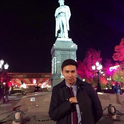 Артём Басангов