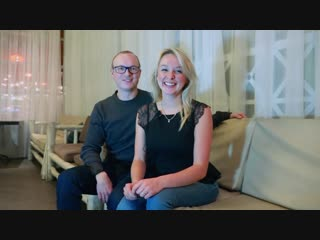 Олег Попов и Елена Попова - ученики 2-го потока курса