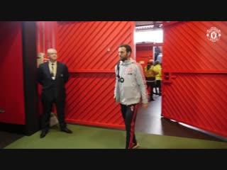 Inside Old Trafford ¦ Man Utd 3-1 Huddersfield ¦ Tunnel Cam, Behind the Scenes, Legends More!