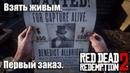 Ловим преступника Взять живым Артур охотник за головами Red Dead Redemption 2 5