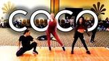 Coco - Black Caviar Radix Dance Fix Season 2 Brian Friedman Choreography