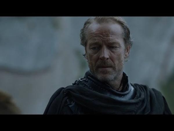 Смерть Джораха Мормонта - Игра престолов 8 сезон 3 серия