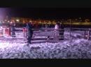 Озеро Долгое 18 01 19 Крещение