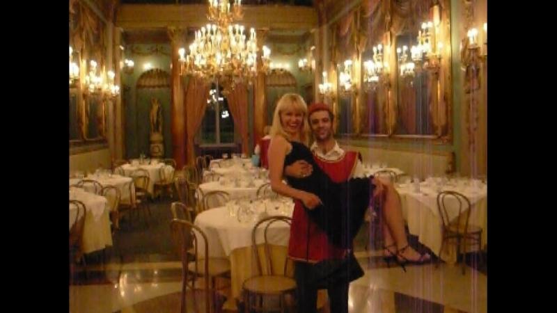 Я в Италии Флоренция Дворец Боргезе 18 июля 2006 года