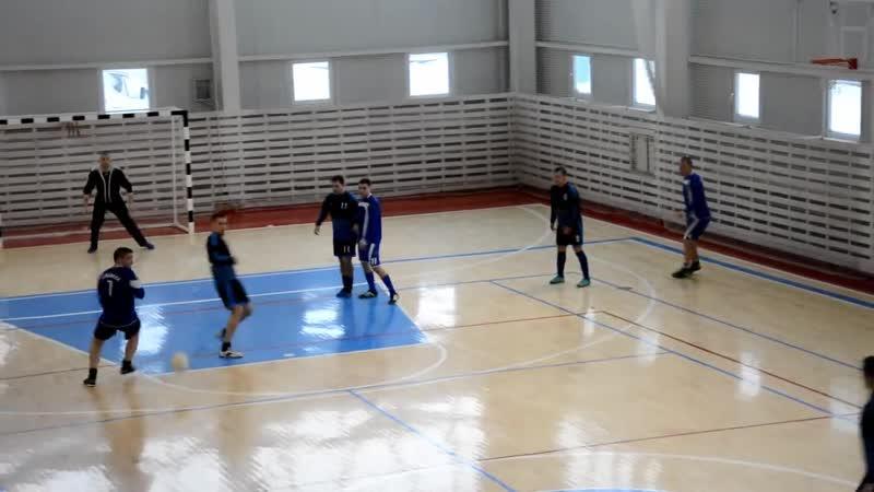 чемпионат по мини-футболу 1