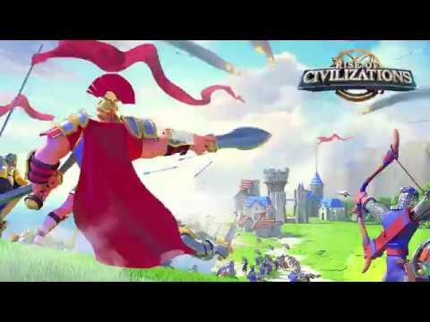 [Обновление] Rise Of Civilizations - Геймплей | Трейлер