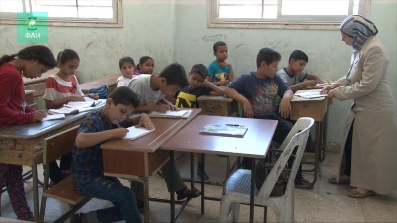 Сирия: дети Дейр-эз-Зора пожаловались на жизнь в оккупированной курдами Хасаке