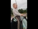 катаемся на лошадке