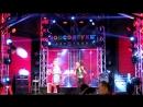 группа Мишель - Корабли и капитаны (концерт в РК Подсолнухи ArtFood 18.07.2018)