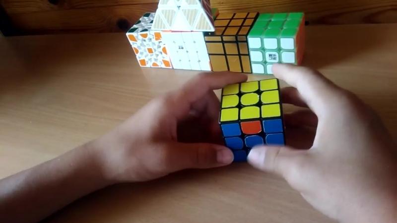 Как собрать кубик Рубрика 5 часть