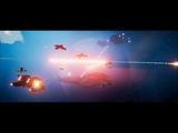 SPACEBOURNE - Gameplay Trailer - Open Space Ship Battle Game 2018