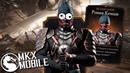 САМОЕ ЛУЧШЕЕ ИСПЫТАНИЕ! РОНИН КЕНШИ в Mortal Kombat X Mobile