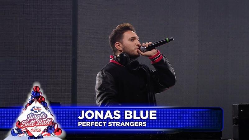 Jonas Blue 'Perfect Strangers' Live at Capital's Jingle Bell Ball 2018
