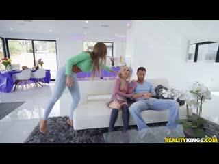 Britney amber, kenzie reeves - stepmoms порно вк, porn vk, all sex, blowjob, threesome, facial, milf]