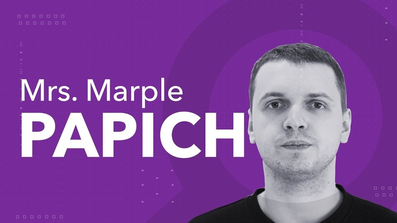 Mrs. Marple   Папич: Пожизненный бан неизбежен