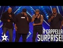 You Weren't Expecting THAT! Linkin' Bridge WOW the Judges! | Got Talent Global
