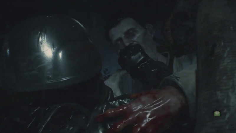 Resident Evil 2 Remake 4th Survivor mode Hunk gameplay