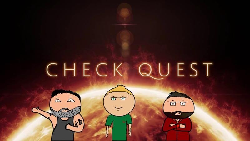 Check Quest - Квест Перфоманс Чистый Разум