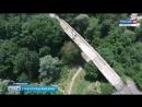 Лето в Ставрополе прыжок с моста Автор Анастасия Эпендиева