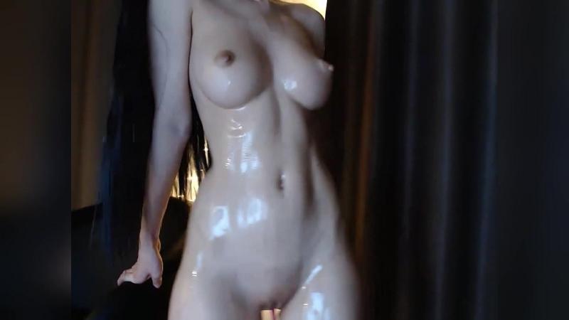 webcam girls Solo [big tits brunette dildo oil cute sex porn]