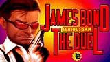 James Bond 007 The Duel Serious Sam Sound Sega
