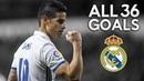 James Rodríguez ● All 36 Goals for Real Madrid ● 2014-2017