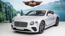 Bentley Continental GT ★ Антигравийная защита кузова (