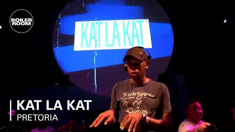 Kat La Kat   Boiler Room x Ballantine's True Music Pretoria