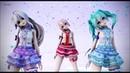 【MMD】Liar Dance ライアーダンス - Vocaloid 【Idol Master Miku _Luka_Haku】【TDA】