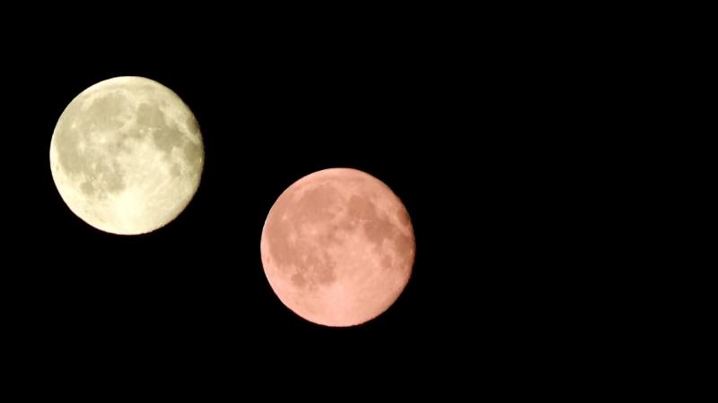 ШОК Две луны на небе! 27.05.2016.mp4