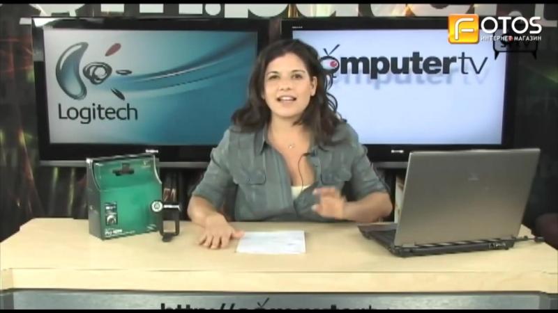 Обзор Web-камеры Logitech QuickCam Pro 9000 .